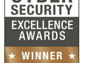 EGT Named a Winner in the 2018 Cybersecurity Excellence Awards