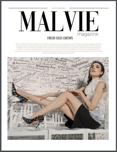 Malvie Front Cover
