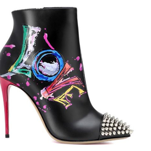 "RG ""Love"" boots"