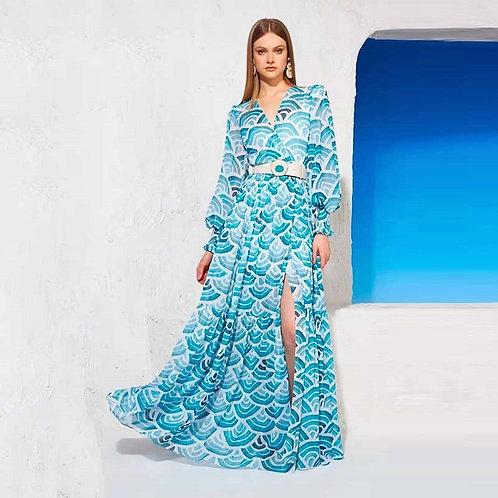 Sardinia Maxi Dress