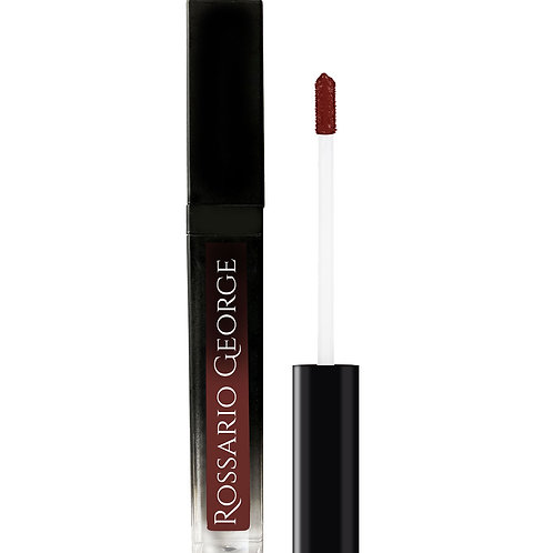 RG Matte Liquid Lipstick - Brown