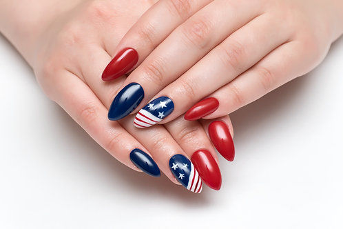Declare Independence Nail Polish - Set of 3