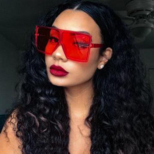 B-Square Metal Framed Sunglasses