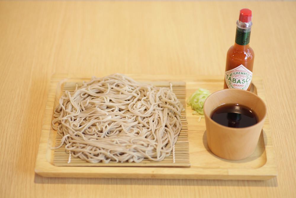 蕎麦の薬味のイノベーション