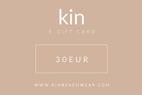E - GIFT CARD