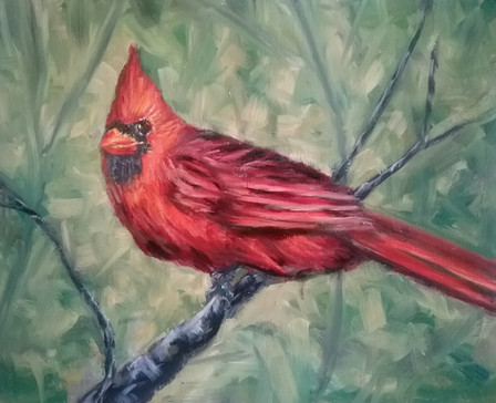 Cardinal #2