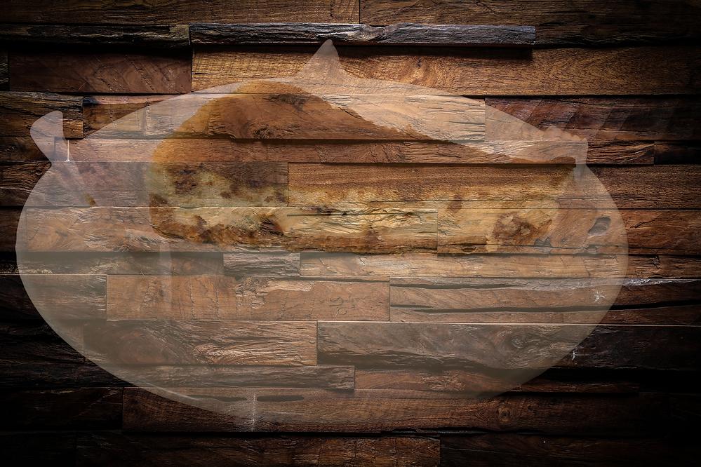 design of dark wood texture background_e