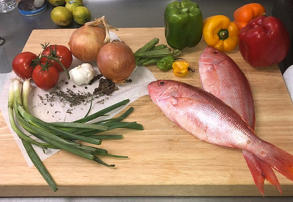 WILD CAUGHT RED SNAPPER