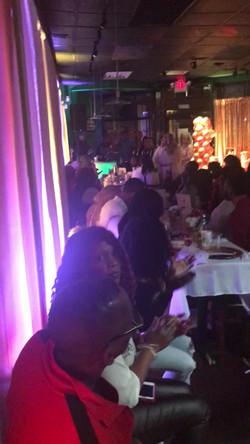 Guests @ Wendy's Birthday Dinner