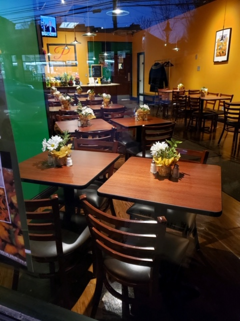 Pimento Grill Dining Room