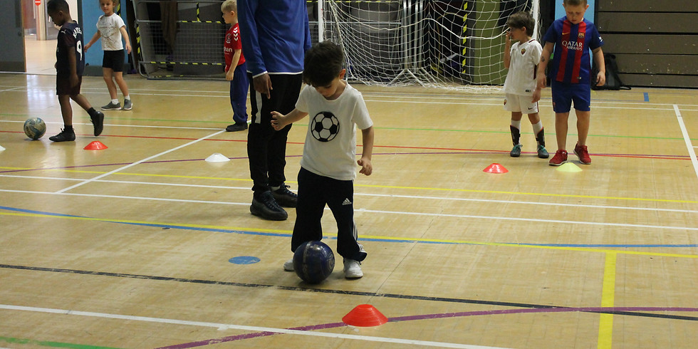 Thursday After School Football for Year 1 - 2