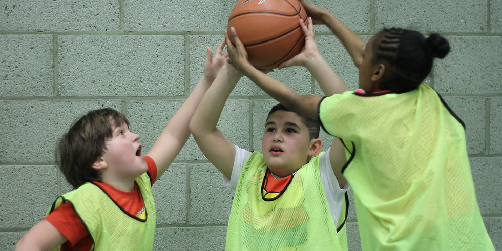 Wednesday after school Basketball for KS1