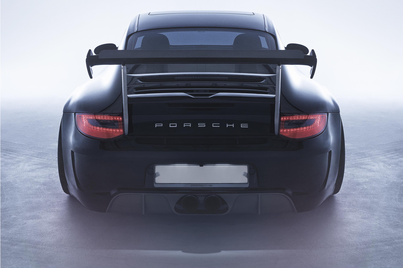 PORSCHE 997 Supercharged