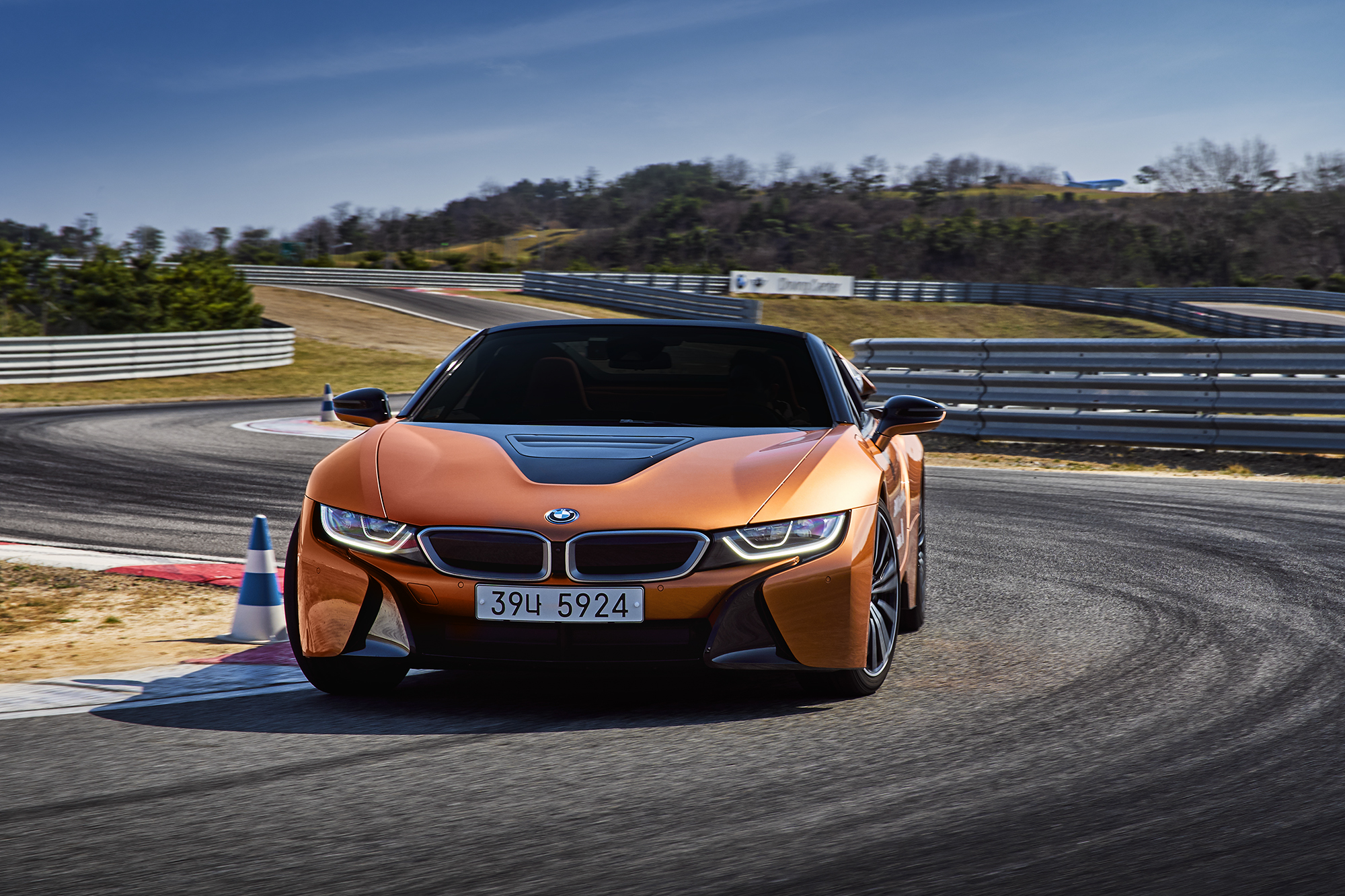 BMW I8 Roadster SNS AD