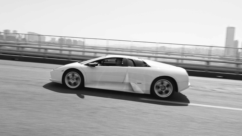 Lamborghini Murcielago (LP580)