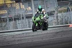 2018. Kawasaki track ride day
