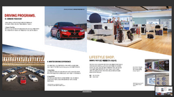 BMW Driving Center Guidebook
