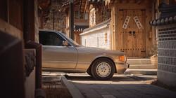Mercedes Benz 560 ㄴ