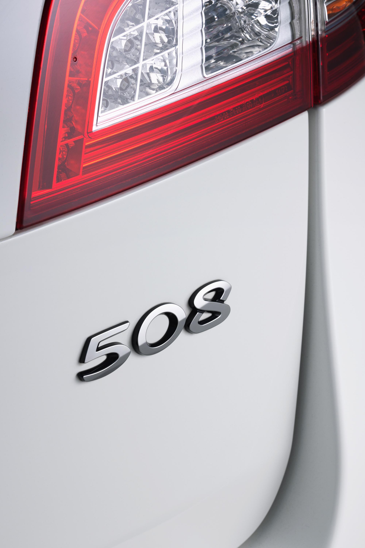 2018. Peugeot 508 SW