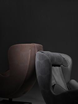 Nouhaus Massage chair testshoot