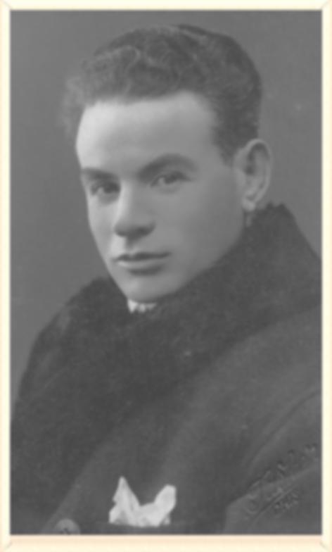 Young Abram Tolpolar