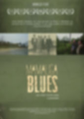 Mamaliga Blues Portuguese poster Cassio Tolpolar