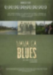 Mamaliga Blues Brazilian poster