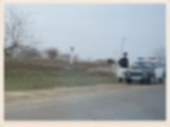 Moldovan highway patrol