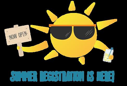 Summer Registration Fee