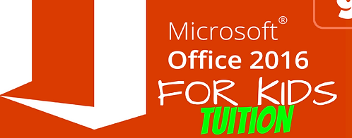 Microsoft Office for Kids Tuition