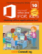 Microsoft office 2016 for kids SUMMER.jp