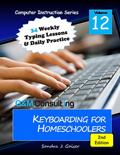 Keyboarding for Homeschoolers NEW keyboa