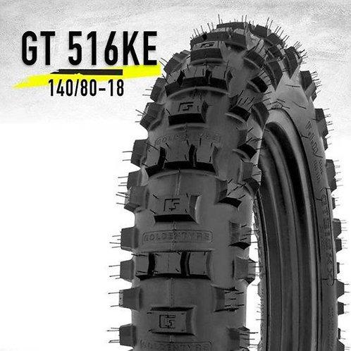 GOLDENTYRE GT516KE 140/80-18 F.I.M ENDURO REAR TYRE TT 70R