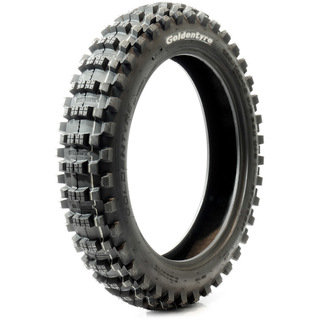 GOLDENTYRE GT232 110/100-18 TT 64M NEW GT230 MID-SOFT TERRAIN REAR TYRE