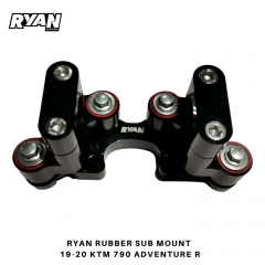 RYAN ADV RUBBER SUB MOUNT 19-20 KTM 790 ADVENTURE R