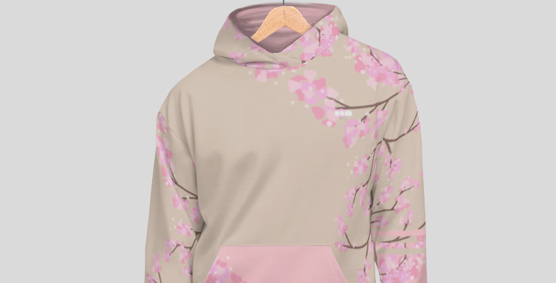 Sakura Hoodie
