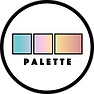 Palette Wear Instagram Facebook Logo