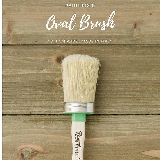 #8 Oval Brush