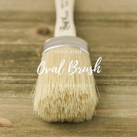#12 Oval Brush