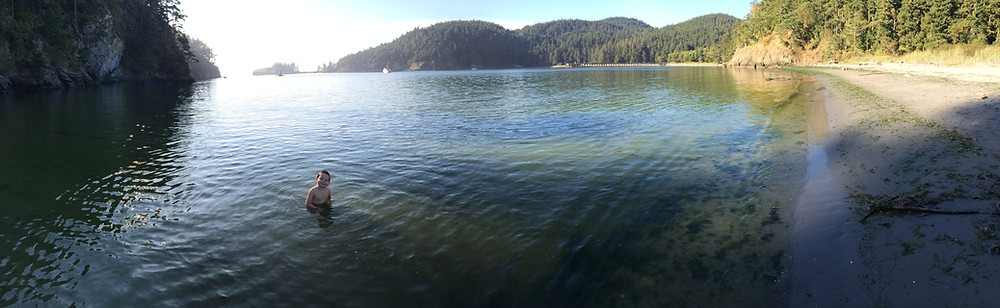 Reef in Washington waters