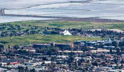 Shoreline Park and Google
