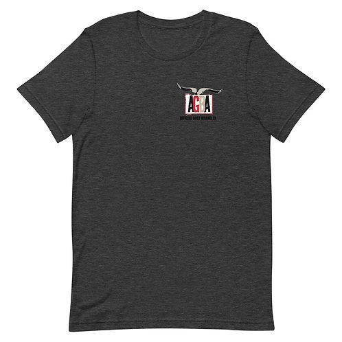 AGBA GOAT WRANGLER Short-Sleeve Unisex T-Shirt