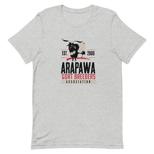 AGBA Full Logo Short-Sleeve Unisex T-Shirt