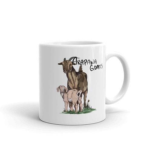 Arapawa Dam & Kid Coffee Mug