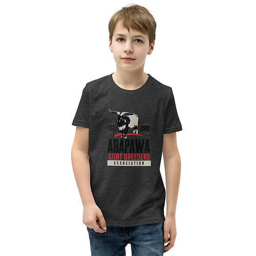 AGBA Kids Short Sleeve T-Shirt