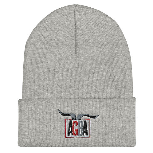 AGBA Cuffed Beanie Hat