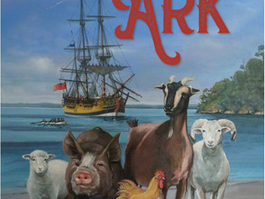 September 28, 2019 - Launching 'COOK'S ARK'