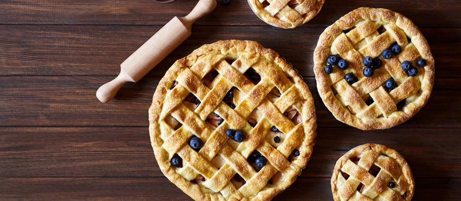 Simple Mixed Berry Pie Recipe
