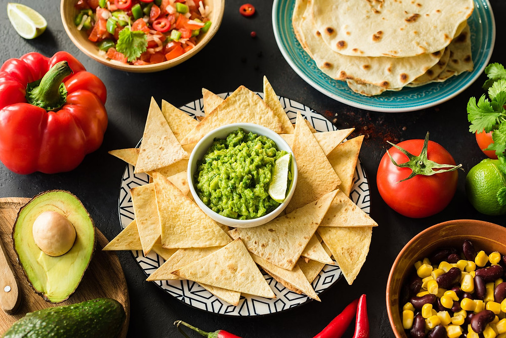 Cinco de Mayo Spread for Feasting