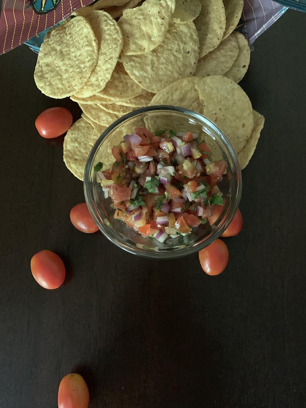 Chips & Salsa for Cinco de Mayo